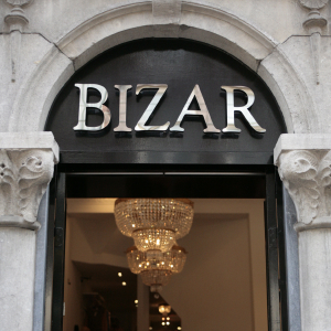 Bizar Fashion - Welcome